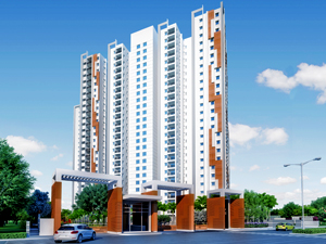 hillridge apartments hyderabad rent